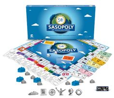 SASOPOLY GAME - the Semester at Sea equivalent of Monopoly. Jail = dock time, for example. I want it!