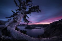 Awesome Earth Photos - Oregon's Crater Lake