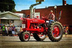 2013 WD Farmall Tractor