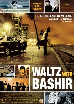 Waltz with Bashir - 7.5/10