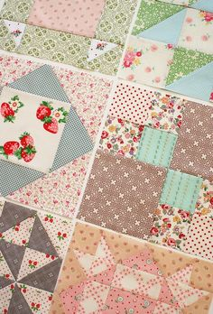farmer's wife quilt | farmer's wife quilt blocks | Crafts: Quilting FW QAL