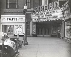 Throwin' it back to downtown Youngstown in Movies and ice cream, side by side! Photo courtesy of Mahoning Valley Historical Society Youngstown Ohio, Rust Belt, Us Destinations, Great Western, Frozen In Time, Model Train Layouts, Black N White Images, Local History, My Town