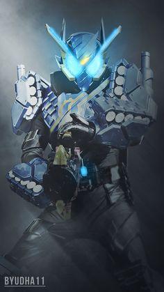 Kamen Rider Build : Tank Tank Wallpaper by Byudha11