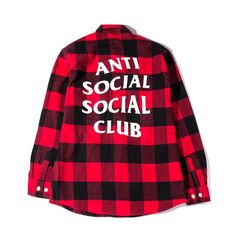 Image of No Expectations Flannel