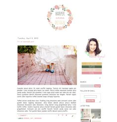 144 best ::Cute Blogger Templates :: images on Pinterest in 2018 ...