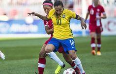 Desgastada no último Mundial, Marta retoma o auge físico na Olimpíada
