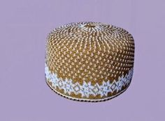 Goooogly Web Just Scroll it to find something Valuable for you : Crown of the Head - Dawoodi Bohra's Topi (Cap)