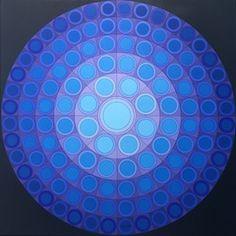 Victor Vasarely, 'Koer ,' 1974, Ascaso Gallery                                                                                                                                                                                 More