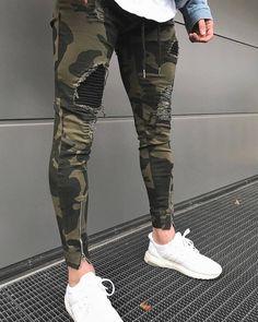 Leave a Comment Brand Promotion DM Shou. Denim Jeans Men, Sexy Jeans, Men Street Look, Sport Mode, Fresh Outfits, Mens Joggers, Super Skinny Jeans, Swagg, Men Dress