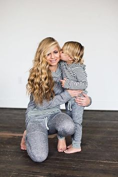 Now you can match your kids in our adult version skinny sweats.All seams are serged for a professional finish and added durability. The ultra stretch fold over