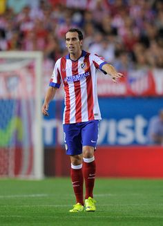 Diego Godin, Atletico Madrid, Uruguay, defensive midfielder.