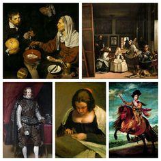 Happy birthday to Spanish artist, Diego Velázquez, born June 6, 1599.