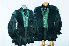 "Image detail for -Medieval ""Archer"" Vest/Jerkin - Robin Hood Style Gothic-Medieval ..."