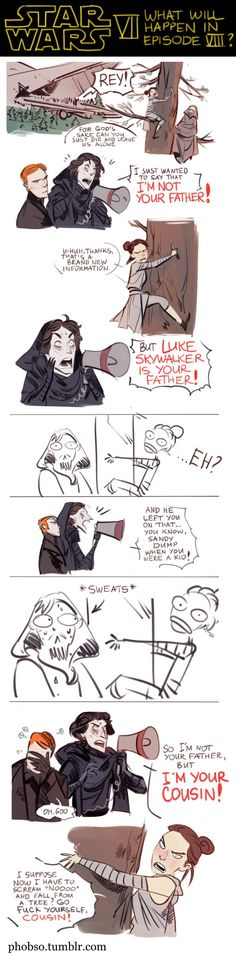 Star Wars, what will happen in Episode VIII? - 9GAG