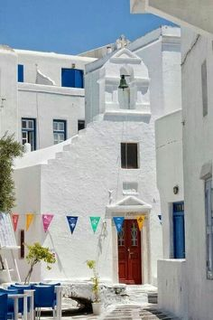 Mykonos Island, Greece- OK-places I want to go back to! Oh The Places You'll Go, Great Places, Places To Travel, Travel Pics, Albania, Beautiful World, Beautiful Places, Travel Around The World, Around The Worlds