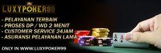 Cari agen judi poker online indonesia terpercaya dengan benar dan pandai melihat sebuah situs agar anda aman dalam bermain judi poker online indonesia.