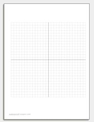 Math Grid Paper Template Unique Number Line Graph  Math Notebook  Pinterest  Number Math And .