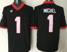 30f25464d 2019 Georgia Bulldogs  4 Mecole Hardman Jr. 98 Rodrigo Blankenship 13  Elijah Holyfield 35 Brian Herrien Black Red White 2018 Rose Bowl Jerseys  From ...