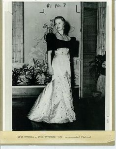 Armi Kuusela, the first Miss Universe, in a Philippine terno Filipiniana Dress, Philippine Women, Maria Clara, Traditional Fashion, Old Hollywood Glamour, Simple Elegance, All About Fashion, Special Occasion Dresses, Filipina