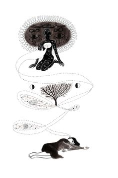 yumi sakugawa :: illustrations + comics - A hand-drawn path to inner peace! Your...