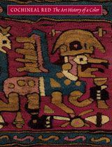 """""""Red is also the color of the sun"""" or cochineal revisited by Tali Weinberg Metropolitan Museum, Patagonia, Earth Pigments, Animal Fibres, Cultural Significance, American Quilt, Art Images, Art History, Fiber Art"""