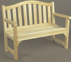 Unstained Natural Cedar Camel Back Settee- Unstained Natural Cedar Camel Back Settee Unstained Natural Cedar Camel Back Settee with Optional Cushion. Our elegantly styled camel back chair and settee are designed with an arched back and deep seating f Cedar Furniture, Outdoor Furniture, Garden Furniture, Adirondack Chairs, Outdoor Chairs, Outdoor Seating, Northern White Cedar, Design Rustique, Wooden Patios