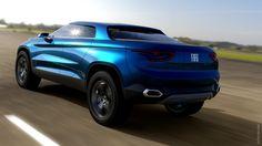 2014 Fiat FCC4 Concept  #__2014 #Fiat_FCC4 #Italian_brands #Segment_J #Concept #Fiat