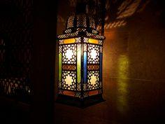 Islamic art work on a lamp - Azhar Park, Cairo Egypt - زخارف إسلامية على مصباح بحديقة الأزهر بالقاهرة by Mashahed's Photos, via Flickr