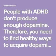 People with ADHD don't produce enough dopamine. Therefore, you need to find healthy ways to acquire dopamine. This article lays out your 10 best options. Calendula Benefits, Matcha Benefits, Lemon Benefits, Coconut Health Benefits, Diy Shampoo, Adhd Brain, Heart Attack Symptoms, Tomato Nutrition, Healthy Nutrition