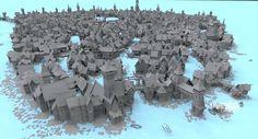 Making of The Hobbit: The Desolation of Smaug - LaketownComputer Graphics & Digital Art Community for Artist: Job, Tutorial, Art, Concept Art, Portfolio