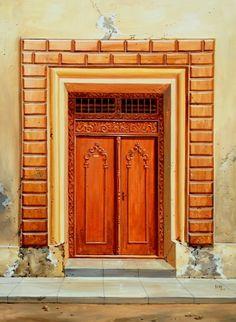 Doors of Bahrain