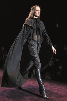 Fall 2012's Big Ideas: Swagger  (Gucci)