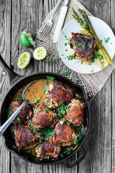 5 Mouthwatering Skillet Chicken Recipes