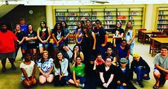 #Teens may be the hardest demographic to get into the #library, but we're certainly achieving it this summer as we had a great group that came out to participate in an #AfterHours #MurderMystery night. #AbilenePublciLibrary #TeenEvents #Program #Activity #Interactive #Clues #Whodunit #Game #Teams #Teamwork #Interactive #Social #Fun