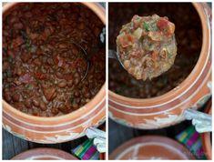 Frijoles Borrachos <i>(Drunken Beans)</i> | All Roads Lead to the Kitchen