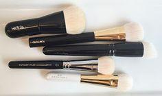 Michelle's Beauty Blog: Foundation Brushes: Koyudo, Tom Ford, Wayne Goss, ...