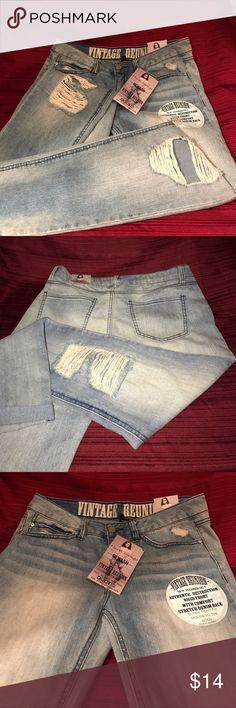 Vintage Reunion Jeans Vintage Reunion Jeans  Stretch Inseam 32 - waist 32 - Vintage Jeans Skinny