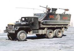 """Vietnam gun truck - """"King Kong"""""""