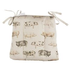 Buy Voyage Oink Seat Pad Online at johnlewis comBuy John Lewis Maps Seat Pad  Multi Online at johnlewis com  . Seat Pads For Dining Chairs John Lewis. Home Design Ideas