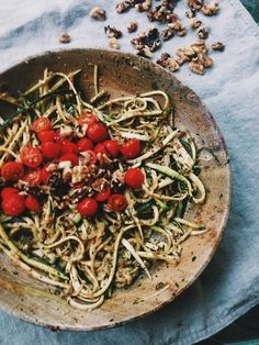 Did Someone Say ZOODLES? | The Collegiate Vegan