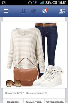 14af88cbfc Современный стиль Jean Outfits