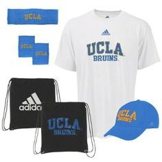 Amazon.com  Ucla Bruins Adidas Pick-Up Game 5-Pc Combo Pack 4f83586a74f9