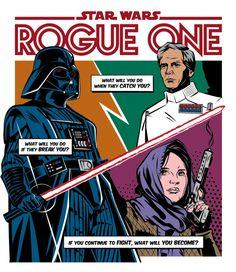 Rogue One: A Star Wars Story by Szoki