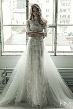 Ersa Atelier - Wedding Collection- Evening dress Fallon
