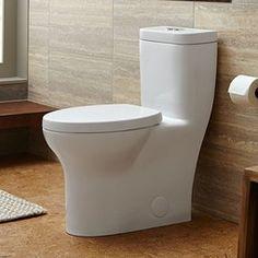 Lyndon One Piece Elongated Dual Flush Toilet