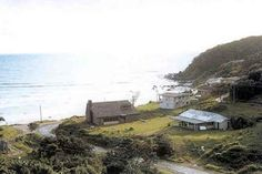 Wategos Beach Byron Bay in 1974!  Omg this was the year we were married  how thing have changed in  39 years