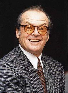 Jack Nicholson Jack Nicholson  I like his style