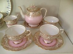 Royal Stafford TEA SET FOR 2