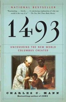 interesting Fresh Air story tonight:  1493 - Uncovering The World Columbus Discovered