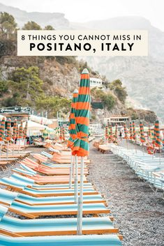 Heading to Positano, Italy/the Amalfi Coast& wondering what to do? I have narrowed down my list to 8 things you absolutely cannot miss! The bestoff-the-beaten-path things to see, do, eat, & drink
